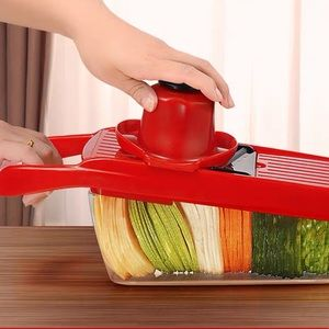 Other - Vegetable Chopper Dicer Slicer Cutter Manual
